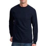 Long Sleeve Essential Pocket Tee