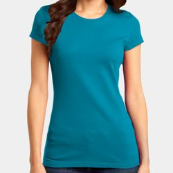 Ladies 4.3oz Important Cotton T-Shirt Thumbnail