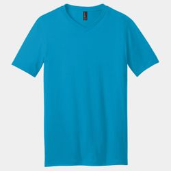 Unisex Important Cotton V Neck T-Shirt Thumbnail