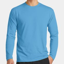 Unisex 65/35 Performance Long Sleeve T-Shirt Thumbnail