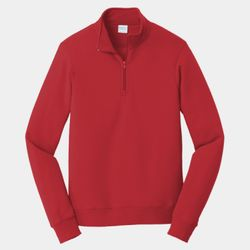 Unisex Fan Favorite 1/4 Zip Sweatshirt Thumbnail