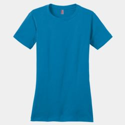 Ladies Premium Cotton T-Shirt Thumbnail