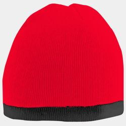 UltraClub 2-Tone Knit Beanie Thumbnail